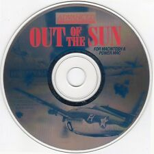 Out of the Sun Flight Sim (CD-ROM, 1994) Macintosh & PowerMac - NEW CD in SLEEVE