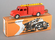 Märklin (Germany) Replica Series 18038 Magirus Fire Dept Equipment Truck *MIB*