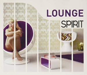 Various-Spirit Of Lounge 4Cd CD NEUF