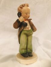 New ListingGoebel Hummel #124/0 Tmk 2 Hello Boy on Phone Figure 6.5""