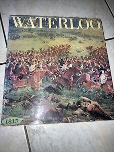 HENRY LACHOUQUE - WATERLOO 1815 STOCK 1972 EMPIRE NAPOLEON GRANDE ARMÉE
