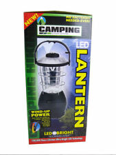 Wind-up Mechanism Plastic Camping & Hiking Lanterns