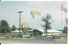 POSTCARD NEW JERSEY FORT LEE SKYVIEW Motel Chrome Unposted