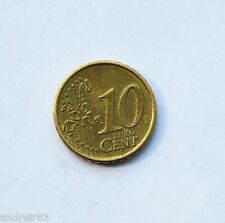 10 cent Euro coin Austria St. Stephen's Cathedral 2002 MC209