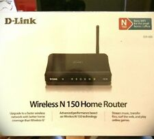 D-Link Wireless N 150 Router (DIR-600)