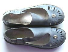 Rieker women's comfort shoes. Size EU41. Blue flats. So cute.