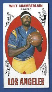 1969-70 Topps Basketball #1 Wilt Chamberlain Los Angeles Lakers - HOF  Look!
