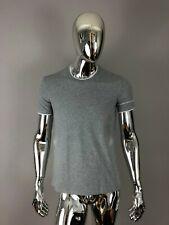 DOLCE & GABBANA D&G Men's Gray Underwear T-Shirt Size EU-M/US-S