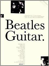 THE BEATLES White Guitar Tab Voices Songbook 208 Pages Noten Chords Lines Lyrics