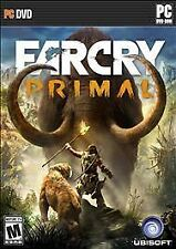 Far Cry Primal Standard Edition for PC - Physical DVD -  BRAND NEW
