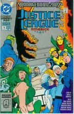 Justice League America Annual # 5 (Keith Giffen, Silver Edition) (USA, 1991)