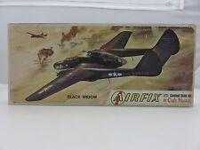 Airfix BLACK WIDOW 1/72 Scale Plastic Model Kit UNBUILT