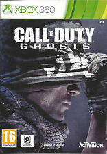 CALL OF DUTY GHOSTS for Xbox 360 - PAL