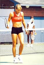 ANNA KOURNIKOVA -  LOOKING GREAT IN SHORT SHORTS !! VENUS IN THE BACK !