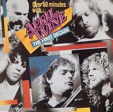 April Wine - The First Decade (CD Aquarius Records) RARE OOP VG++ 9/10