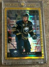 2016-17 OPC Platinum Seismic Gold #24 Ryan O'Reilly 50/50