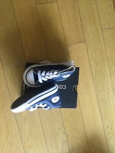Converse  - Toddler Size 5.navy Size 8 4 High Top One Pair $15