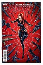 All-New Avengers #12 La Mole Con J Scott Campbell Black Widow Variant 9.2