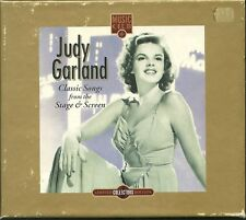 Garland, Judy Classic Songs From The Stage & Screen Gold CD Music Club Lit. Ed.