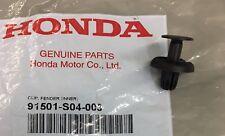 Genuine Honda Clip Fender (Inner) 91501-S04-003