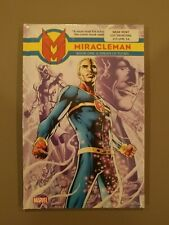 Miracleman by Alan Moore Dream of Flying, Red King Syndrome, Olympus - Hc sealed