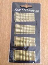 Accessoires de coiffure jaunes en métal/chaîne pour femme