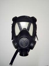 Gasmaske Vollgesichtsmaske gas mask polnische MP 5 Nato Panorama Atemschutz ABC