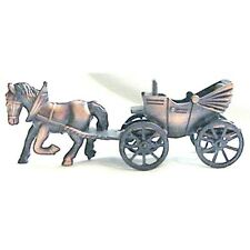 HORSE & COACH BRONZE PENCIL SHARPENER NEW