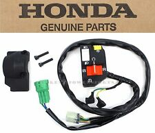 New Genuine Honda Left Switch Assembly Lighting & Starter 99-04 TRX400EX EX #X61