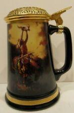 Prayer To The Great Spirit Stein Mug, Lmtd Ed, By Buck McCain