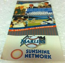 PIN 1994 Florida Marlins Stadium Giveway  First Year Anniversary May 11, 1994