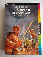 Le Seigneur des Anneaux 2 : Les Deux Tours - J.R.R. Tolkien - Folio Junior LotR