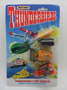 1994 Matchbox Thunderbirds 2 Pod Vehicles