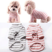 Pet Dog Clothes Shirt Pet Puppy Clothes Cotton T-shirt Cat Puppy Costume Apparel