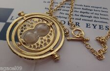 Harry Potter Hermione Granger Time Turner Necklace Fantasy Magic Cool Gift