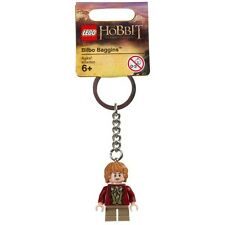 LEGO Hobbit - Bilbo Baggins Key ring - NEW