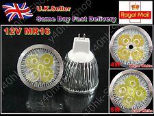 GU10/MR16 LED  light bulb 4/5W & COOL WHITE/WARM WHITE