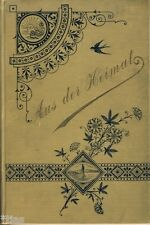 From the homeland scientific journal JG 1902 Cuckoo Resin Sylt