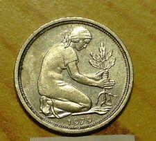 BRD 50 Pfennig 1979 G - (1) !! TOP Angebot !! Zugreifen !!