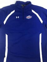 e29095f2d3c46 Men Under Armour Royal Blue Undeniable II Full Zip Jacket Track Warm Up  Size 2XL