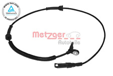 Sensor Raddrehzahl Vorderachse rechts - Metzger 0900020
