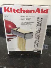 KitchenAid Pasta Sheet Roller And Cutter Set Kitchen Aid Pasta Maker