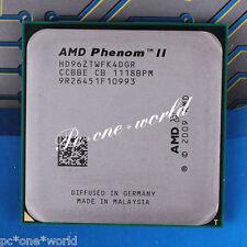 100% OK HD 96 ZTWFK 4DGR AMD Phenom II X4 960T 3 GHz Quad-Core Prozessor CPU