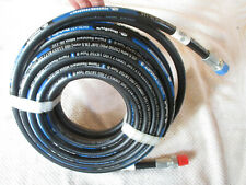 "New Gates Megasys XtraTuff 3/8"" 60 Foot Hydraulic Hose. 3250 PSI"
