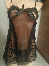 Woman Sexy Costume Lingerie Nightwear  + 1 free condom great for Valentine's Day