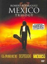 Robert Rodreguez Mexico Trilogy 0043396127159 DVD Region 1 P H