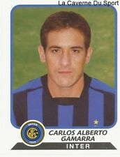 CARLOS ALBERTO GAMARRA PARAGUAY INTER STICKER CALCIATORI 2004 PANINI