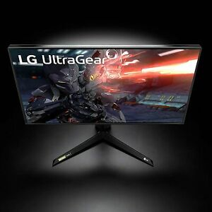 "LG 27GN950-B 27"" UltraGear 4K UHD Nano IPS 1ms 144Hz G-Sync Gaming Monitor"