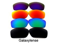 Galaxy Replacement Lenses For Oakley Scalpel Sunglasses Black&Green&Red&Purple