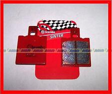 Pastiglie Freno Brembo SINT POST. Moto Guzzi-Sherco-SWM-Moto Morini-TM  07BB01SP